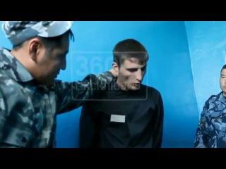 Сотрудник ФСИН запечатлел на камеру массовые издевательства над заключенными в Калмыкии