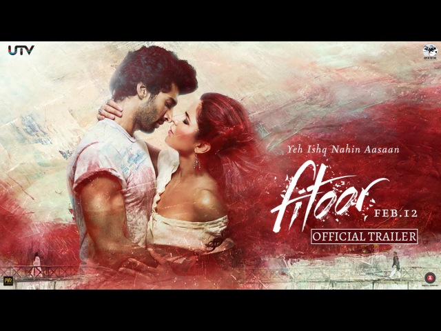 Fitoor Official Trailer | Aditya Roy Kapur | Katrina Kaif | Tabu | In Cinemas Feb. 12