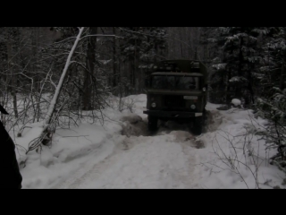 4x4 Off Road - UAZ Patriot  GAZ-66
