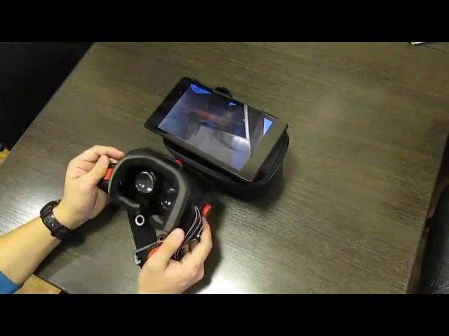 Как использовать шлема виртуальной реальности для смартфона Homido VR