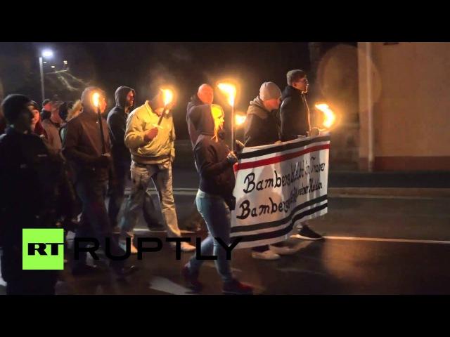 Germany: Neo-Nazi march honours National Socialism in Wunsiedel