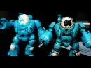Painting Adeptus Mechanicus Kastelan Robots Part 1