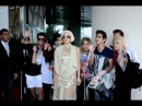 Lady Gaga leaving her hotel in Istanbul 17 Sept 2014