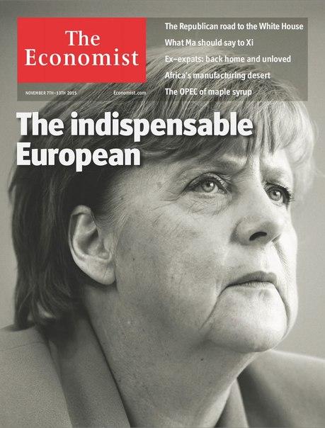 The Economist – 7 November  - 13 November 2015