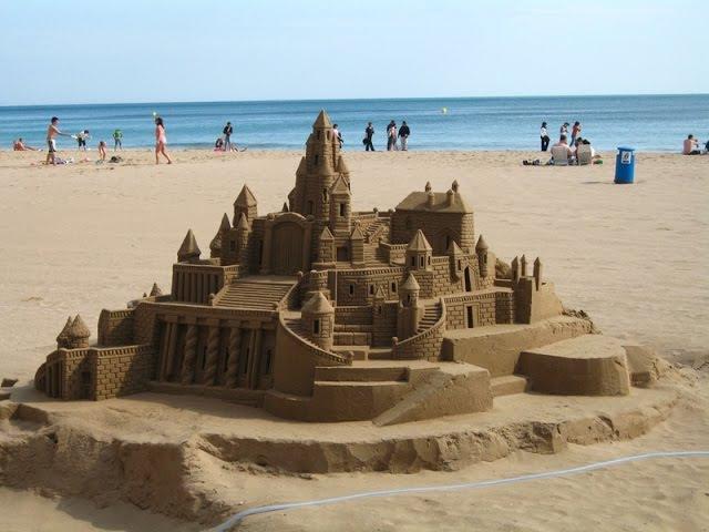 Строим замок из песка Веселая наука серия 15 Документальные фильмы National Geographic