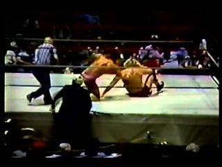 #My1 Memphis, Tennessee  - Nick Bockwinkel vs Randy Savage