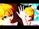 【MMD】Don't Judge Challenge (ft. Rin and Len)