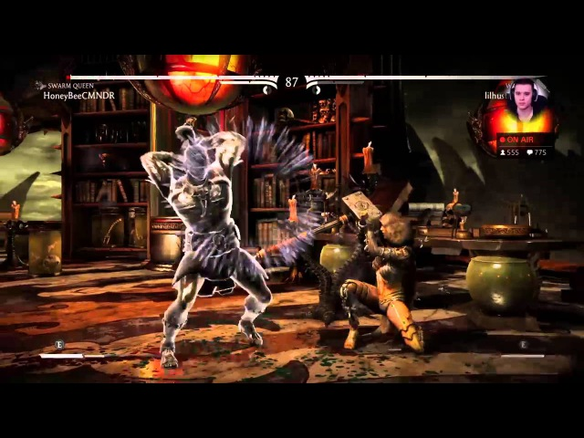 MKX KOTH with SonicFox Footwurk SaltFace Imposter iLuusions HoneyBee Part 2