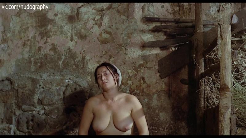 Голая женщина в фильме Декамерон Il Decameron 1971 Пьер Паоло Пазолини