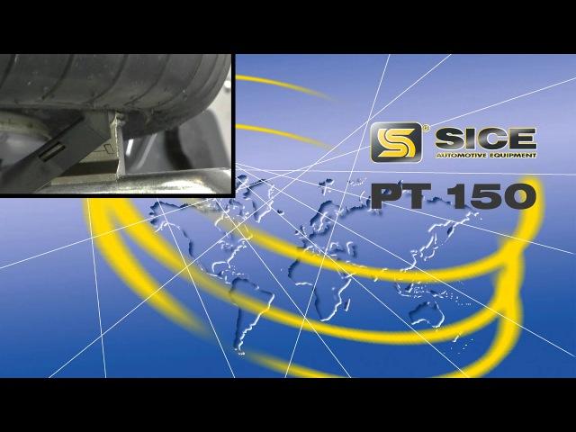 PT 150 - Bloccaggio Cerchio Rovescio