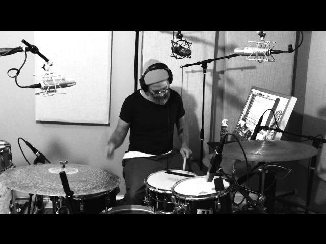 Paul Mabury - Tracking Drums 8 29 15