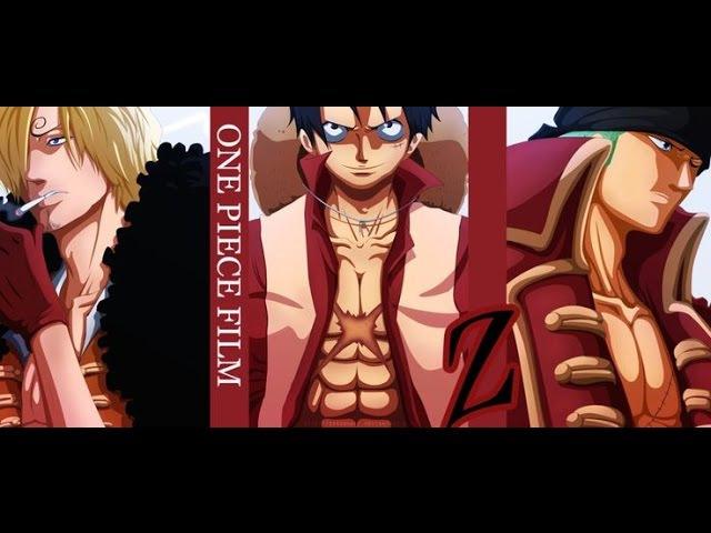 One Piece AMV Demon Trio Runnin