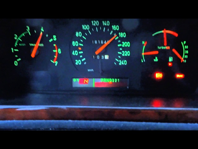 Saab 9000 CDE 2.3T automatic stage 1 (1.5 br)