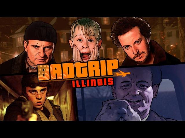 [BadTrip] - Иллинойс (где снимали БРАТ 2, Один дома, День Сурка)