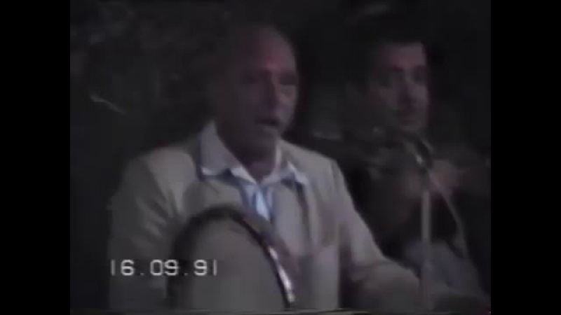 Hacıbaba Hüseynov və Canəli Əkbərov Bəy tərifi