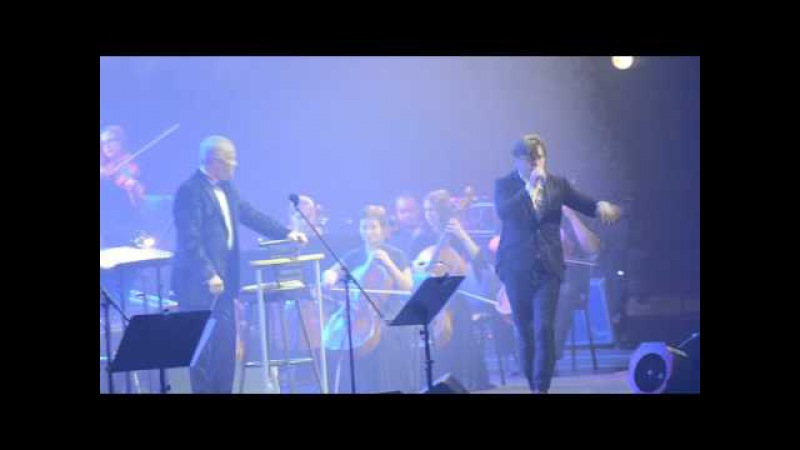 Варвара Би 2 с симфоническим оркестром в Белгороде 13.02.16