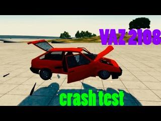 Beam NG DRIVE - Разбили папину машину | Сrash Test