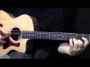 How to play Mother Nature's Son by The Beatles_ Paul McCartney - acoustic guitar lesson