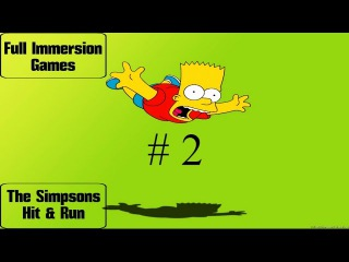 The Simpsons Hit & Run - Bart