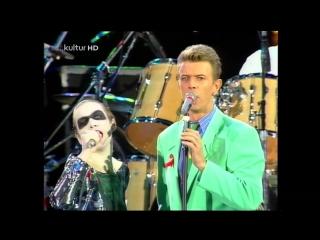 Annie Lennox &  David Bowie - Under Pressure