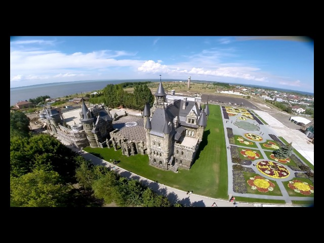 Замок Гарибальди castle Garibaldi Хрящёвка Russia
