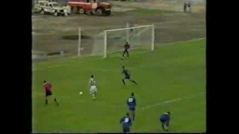 Dinamo Batumi v Celtic ECWC 1995