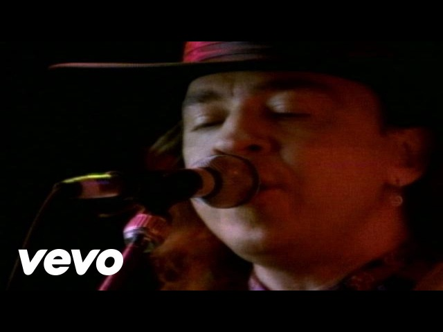 Stevie Ray Vaughan Double Trouble The House Is Rockin'