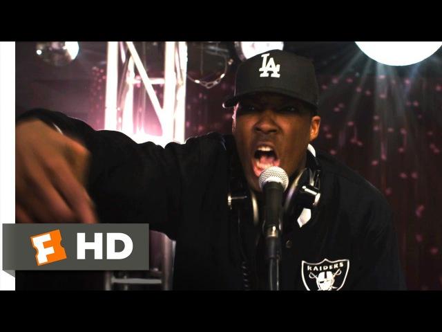 Straight Outta Compton 4 10 Movie CLIP N W A Plays Dopeman 2015 HD