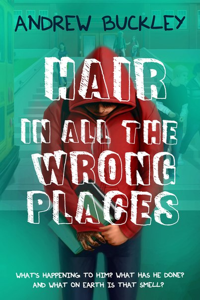 Andrew Buckley - Hair in All the Wrong Places reta