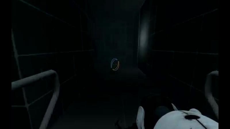 Portal 2 Прохождение с Туфингером Глава4