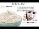 30 Seconds Video Remove Blackheads with Bentonite Clay