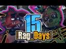 16 Rag Days 15 РугДевственский Новый Год Часть 2 five nights at freddy s undertale rag days