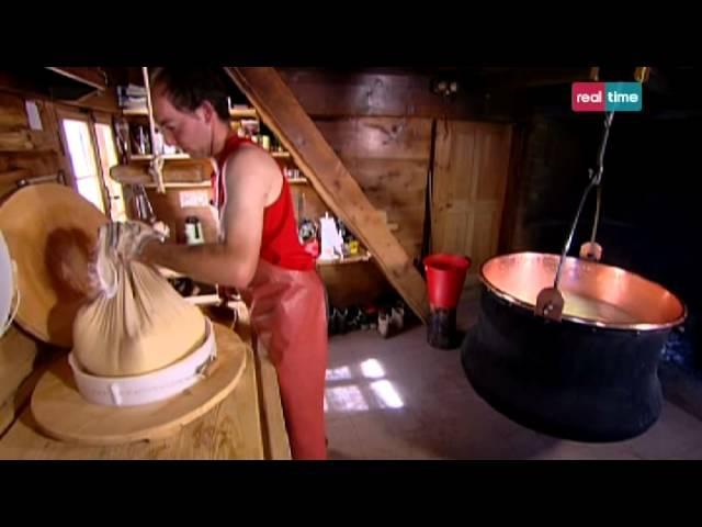 Com'è fatto formaggio svizzero