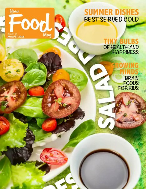 Your food mag 082016