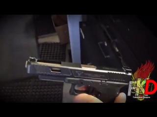 Personal gun for john wick designed by taran
