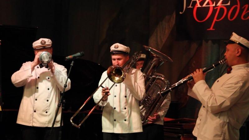 Pomoscovnye Vechera Katyusha Otchy Chyorniya Valeriy Bukreev Dixie Jazz Band 2015 Concert Dedicated to the 115th Anniversary