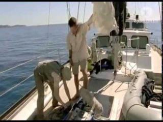 Прогулки с морскими чудовищами, ч 2 В челюстях у смерти