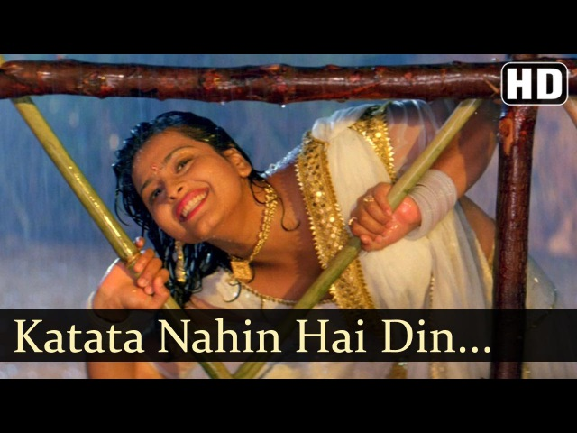 Katata Nahin Hai Din Tilak Songs Shilpa Shirodkar Sushant Ray Udit Narayan Filmigaane