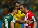 Darijo Srna - Best Fights Angry Moments