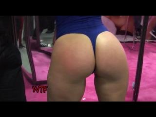 Kendra Lust at @Exxxotica NJ 2014 mature mom porn