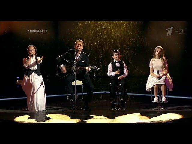 Агутин, Асланбекова, Сабиров, Тимуш - Музыкант   Голос Дети 3 2016 Финал