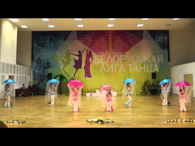 Laziz Mansura Ассорти 2016 Ювеналы группы шоу дебют