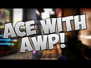 CS:GO - FIDER Insane AWP Eco Ace!