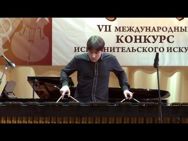 СЕЖУРНЕ Katamiya - Владимир Шабашов, маримба