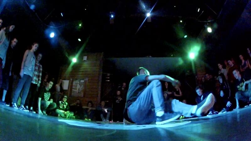 PowerBo vs. Тая  тайбрейк   KEIII-YOU 2015 