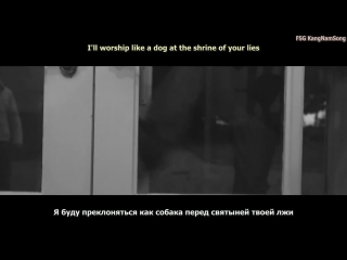 Hozier - Take Me To Church MV lyrics eng/rus перевод рус саб