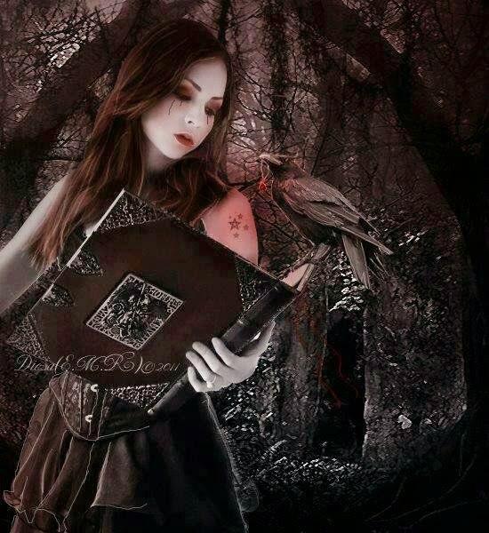 Картинки книга ведьмы