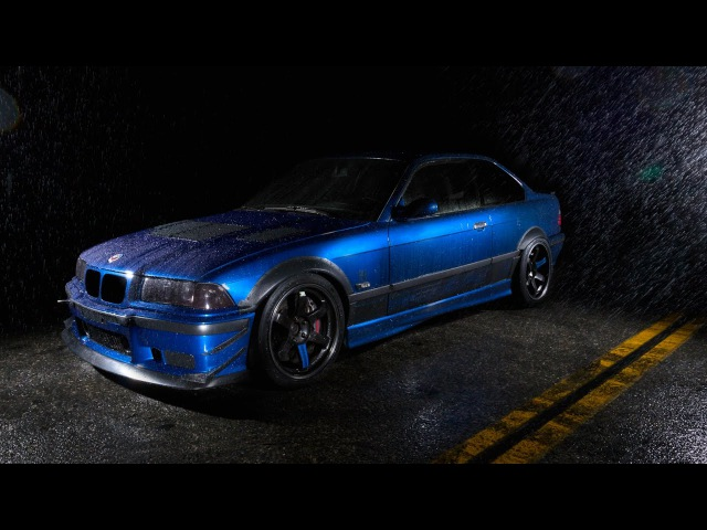 BMW E36 M3 with a 660HP 7 1L LS2 V8 Review