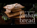 Lembas Bread Lord of the Rings Food in Literature