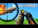 BATTLEFIELD 1 FAILS Epic Moments! 4 (BF1 Funny Moments Gameplay Montage)